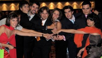 Antena de oro 2007. Informativos Fin de Semana. Punto Radio.