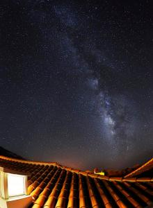 Cielo nocturno en la isla de La Palma. Imagen: rromer.