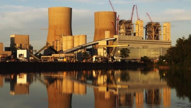 Una planta de carbón en Alemania / GETTY