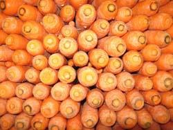 En España se descarta el 20% de frutas y hortalizas por no cumplir los estándares. Imagen: Fovea Centralis.