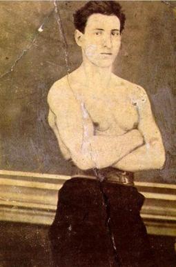 El joven Ramón y Cajal fue un culturista disciplinado / André Puytorac.